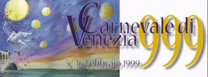[Official Poster Venice Carnival 1999]