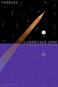 [Official Poster Venice Carnival 2000]